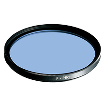 B+W 58mm KB15 (80A) Color Conversion Glass Filter