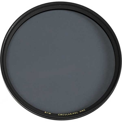 52mm Circular Polarizer Multi-Resistant Coated (MRC) Filter Image 0