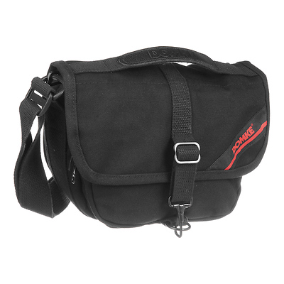F-10 JD Medium Shoulder Bag (Black) Image 0