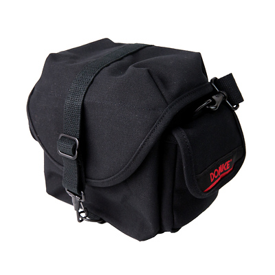 F-8 Shoulder Bag (Black) - Small Image 0
