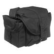 J-3 Journalist Ballistic Super Compact Shoulder Bag - Black