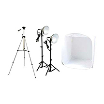 Dot Line Corp. X-Large Photo Studio-In-A-Box