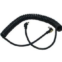 Dot Line Corp. Male PC to Female PC 5ft Coiled