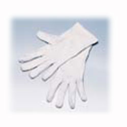 Cotton Blend Gloves (1 Pair) Image 0