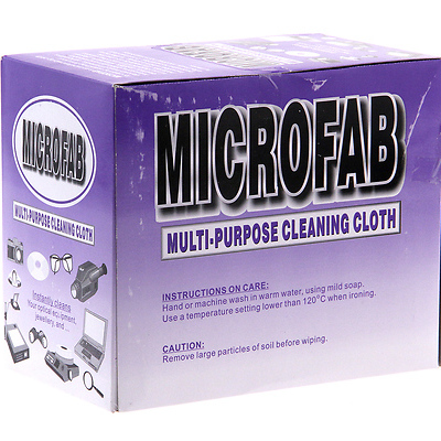 Microfab Multi-Purpose Cleaning Cloth Image 0