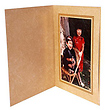 Ivory Marble Photo Folder 4x6 in.