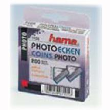 Dot Line Corp. Clear Photo Corners (200 Pack)