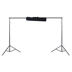 Portable Background Stand with Bag Image 0