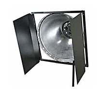 RPS Studio 10 Inch Two Leaf Barndoor/Filter Holder