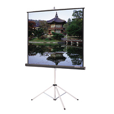 Picture King Portable Tripod Front Projection Screen (43 x 57
