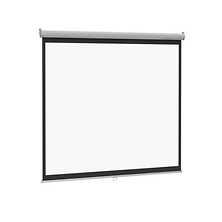 Cosmopolitan Electrol Projection Screen 96 x 96 in. Image 0