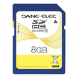 8GB Class 4 Secure Digital High Capacity (SDHC) Memory Card
