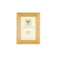 Dennis Daniels Angled Gallery Wood Molding Frame Natural Blonde - 8 x 10