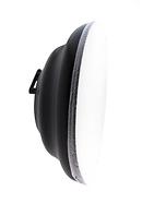 40-Euro, 33.5in Soft Light White Beauty Dish w/Diffuser