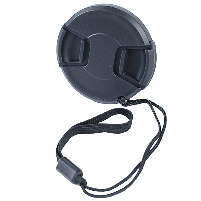 39mm Snap-Cap with Leash Image 0