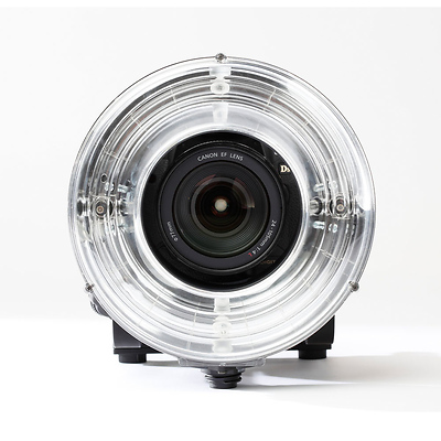 RQ Ringflash Eco with Removable Diffuser for Ranger Quadra Image 0