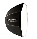 Rotalux 39-Inch Deep Throat Octagonal Softbox with 2 Diffusers