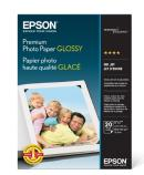 Epson | Premium Photo Paper Glossy, 5 x 7in. - 20 sheets | S041464