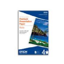 Epson Premium Presentation Paper Matte Double-Sided 8.5
