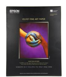 Epson Epson Velvet Fine Art Paper 8.5