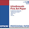 UltraSmooth Fine Art Paper 325 gsm, 13