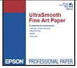 UltraSmooth Fine Art Paper 325 gsm, 13