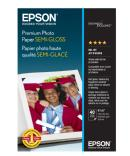 Epson | Premium Semi-Gloss Photo Paper, 4 x 6in. - 40 sheets | S041982