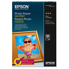 Photo Paper Glossy, 13 x 19in. - 20 sheets Image 0