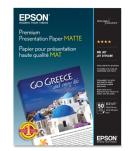 Premium Presentation Paper Matte, 8.5 x 11in. - 50 sheets