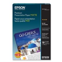 Epson Premium Presentation Paper Matte - 13x19 - 50 sheets