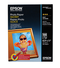 Photo Paper Glossy, 8.5 x 11