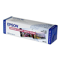 Epson Premium Glossy Photo Ink Jet Paper 13 ft. x 32.8 in. Roll