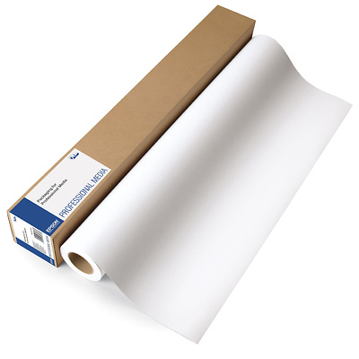 Commercial Proofing White Semimatte Inkjet Paper (17in. x 100' Roll) Image 0