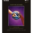 Velvet Fine Art - 17x22 - 25 sheets