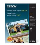Epson | Premium Presentation Paper Matte 8.5X 11in. (100 Sheets) | S042180