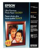 Epson | Ultra Premium Glossy Photo Paper 8.5 x 11in. - 25 sheets | S042182