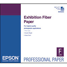 Exhibition Fiber Paper for Inkjet, 17 x 22in. (25 Sheets) Image 0