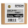 Light Black 80ml for Stylus Pro 3800 / 3880 Printer (T580700)