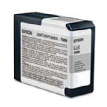 Epson Light Light Black 80ml for Stylus Pro 3800 / 3880 Printer (T580900)