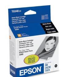 Epson Matte Black Ink Cartridge for 2200 Ink Jet Printer
