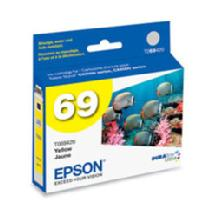Epson 69 Yellow DuraBrite Ultra Ink Cartridge