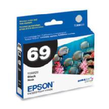 Epson 69 DuraBrite Ultra Black Ink Cartridge
