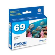 Epson 69 Cyan DuraBrite Ultra Ink Cartridge