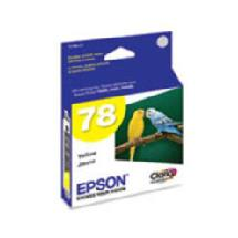 Epson 78 Yellow ink cartridge for Epson R280