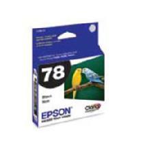 Epson 78 Black Claria Hi-Definition Ink Cartridge