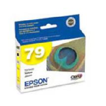 Epson 79 Yellow Claria Hi-Definition High-Capacity Ink Cartridge