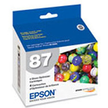 Epson 87 Gloss Optimizer UltraChrome Hi-Gloss Ink Cartridge