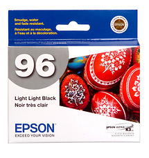 Epson 96 Light Light Black UltraChrome K3 Ink Cartridge