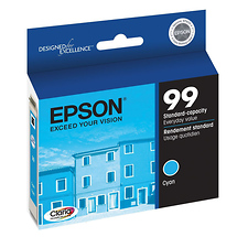 Epson Claria Hi-Definition Ink Cartridge 99 Cyan
