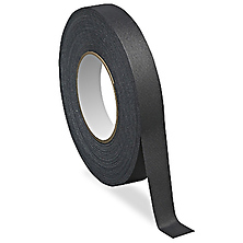 Black Gaffers Tape 1 in. x 60yds Image 0